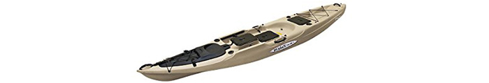 Malibu Kayaks X-Factor Fish and Dive Package Kayak