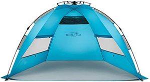 Pacific Breeze Beach Tent Deluxe