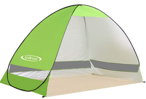 G4Free Large Pop up Beach Tent