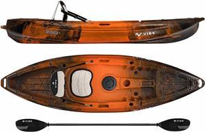 Vibe Kayaks Skipjack 90 9 Foot Angler