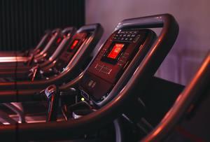 treadmill screens