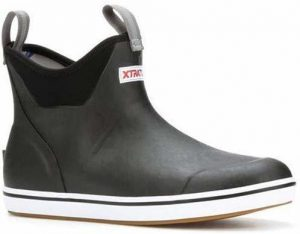 "XTRATUF Performance Series 6"" Men's Full Rubber Ankle Deck Boots"