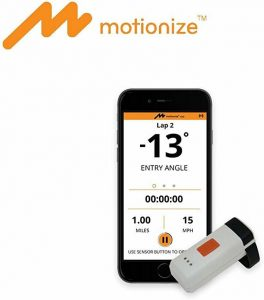 MOTIONIZE SUPERIOR PADDLE BOARDING TRACKER