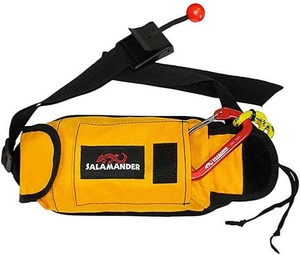 Salamander Retriever Kayak Rescue Throw Rope
