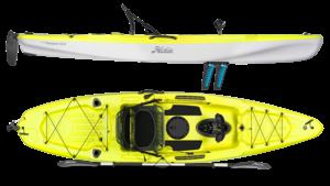 Hobie Mirage Passport 12 Pedal Kayak