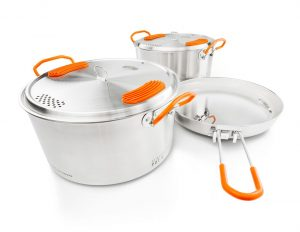 GSI Outdoors Glacier Base Camper Cookset