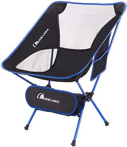 Moon Lence Outdoor Ultralight Portable Folding Chair