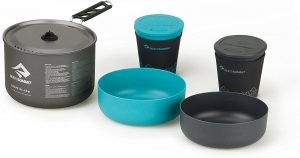 SEA TO SUMMIT ALPHA POT SET 2.2
