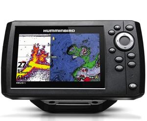 Humminbird 410210-1 HELIX 5