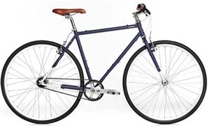 Brilliant Bicycles L-Train Gates Carbon Belt Drive 7-Speed Commuter Bike