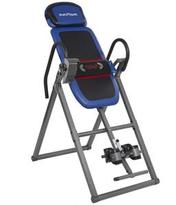 #3 Innova Fitness ITM4800 Advanced Heat and Massage Therapeutic Inversion Table