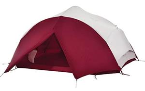 MSR Papa Hubba NX Tent: 4-Person 3-Season