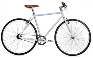 Brilliant Bicycle Co, L-Train, Gates Carbon Belt Drive, Shimano Nexus 7 Internally Geared Urban Commuter Bike