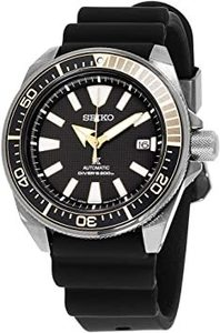 SEIKO PROSPEX BLACK ION Automatic Dive Watch