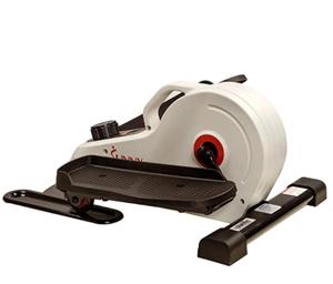 Sunny Health & Fitness Magnetic Under Desk Elliptical Foot