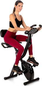 LANOS FOLDING EXERCISE BIKE