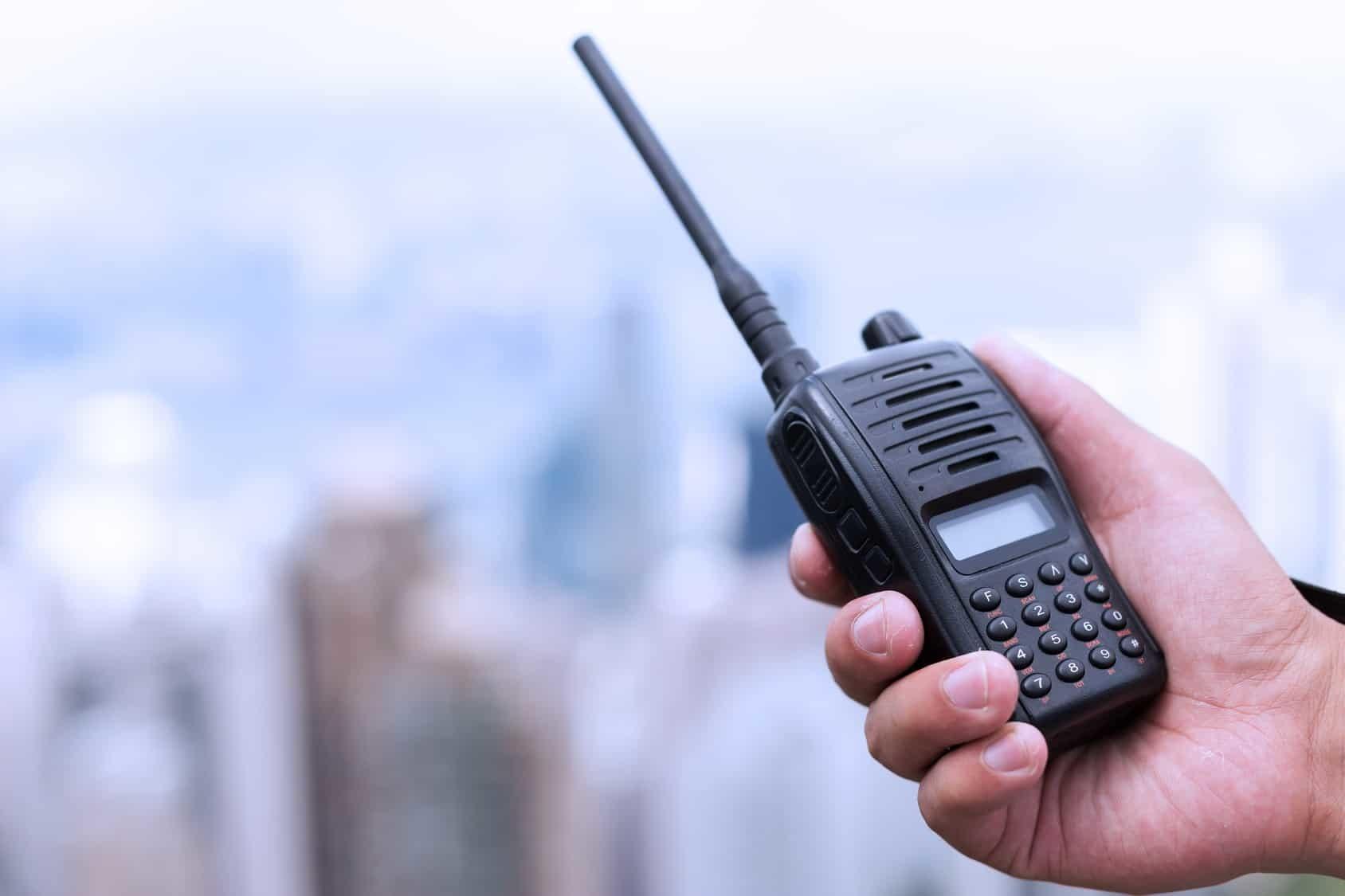 best walkie talkie of 2021